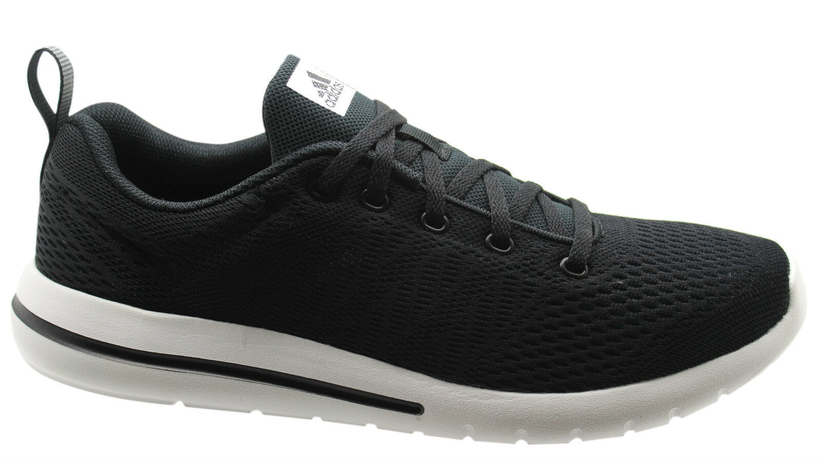 Adidas Adidas Adidas Element Urban Run Mens Running Fitness Trainers Shoes Black B44397 U87 e2ae04