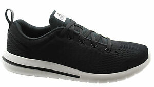 adidas Element Urban Run Uomo Scarpe da Ginnastica Corsa Fitness nere b44397 U87