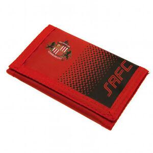 Sunderland A.f.c Gift Nylon Wallet