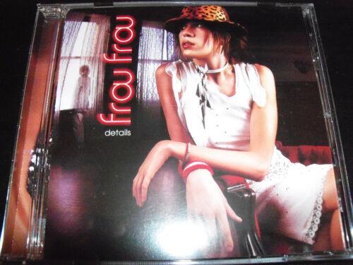 1 of 1 - Frou Frou Details Feat Imogen Heap CD – Like New