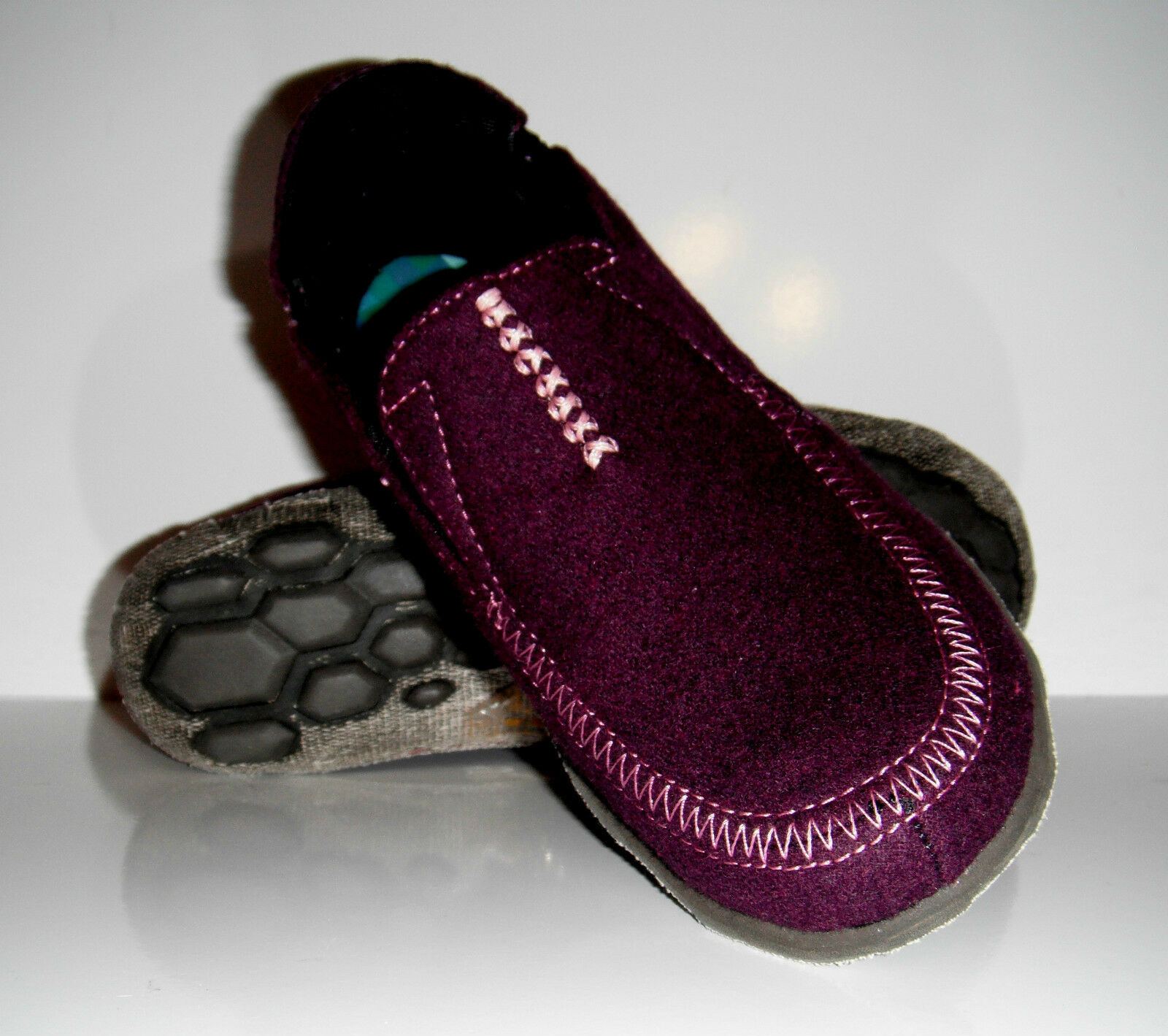 New Cushe Women's Surf Surf Surf Slipper Purple Slip-On Loafer shoes sz 6 Extremely comfy ec6e7c