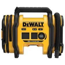 DeWALT DCC020IB 20-Volt High-Pressure Corded/Cordless Air Inflator - Bare Tool