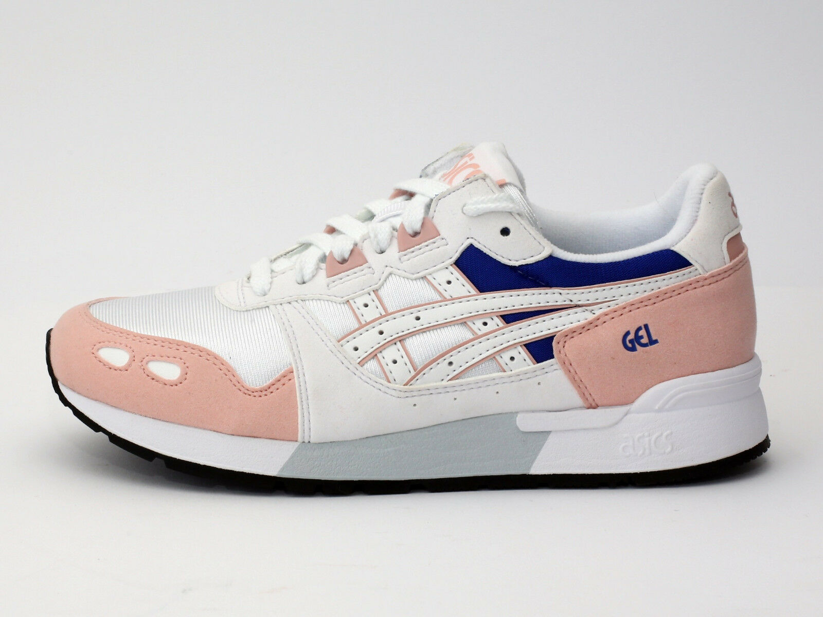 Zapatos promocionales para hombres y mujeres Asics Gel-Lyte W (HY763-1701) Damen Sneaker - Rosa/Weiß - Gr. 37,5 - Neu (ss)