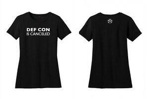 DEF-CON-is-canceled-Glow-In-The-Dark-t-shirt-Women-039-s-cut
