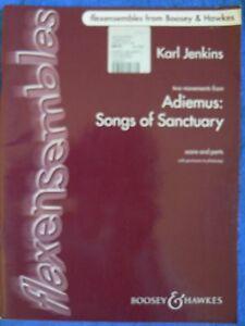 ADIEMUS-amp-SONGS-SANCTUARY-JENKINS-FLEXENSEMBLES-score-and-parts-ensembles