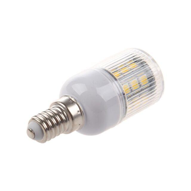 E14 4W 27 5050 SMD LED Corn Light Bulb Lamp with Cover Warm White F4Q5 U7W2