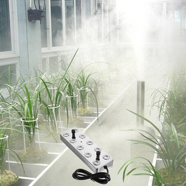 12 Head Ultrasonic Mist Maker - Pond Fogger- DIY Humidifier