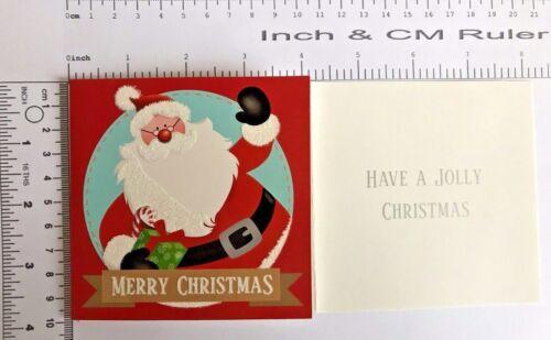 Lot de 8 valeur Children/'s Cartes De Noël acheter 3 Boîtes Get Free Professeur Carte