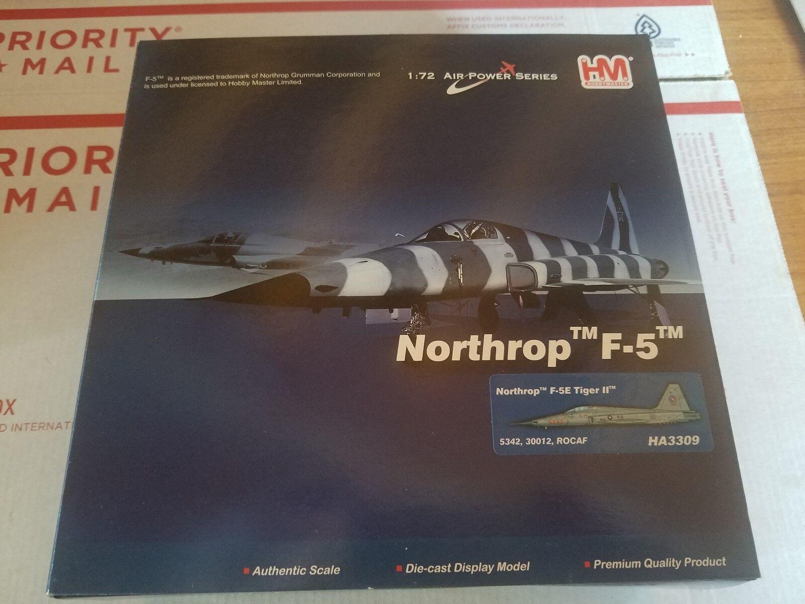 Hobby Master 1 72 aire potencia serie HA3309 Northrop F-5E Tiger II 5342, 30112,
