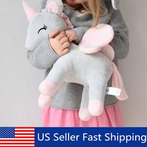 "15"" Soft Stuffed Plush Animal Doll Toy Cushion Child Kids Bedroom Decor Gift ["