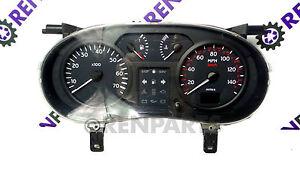 Renault-Clio-II-PH2-2001-2006-1-4-16-V-Speedo-Velocimetro-Dash-8200059780