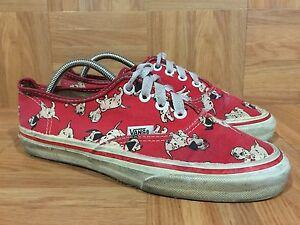 VANS Disney 101 Dalmatians Vintage Made