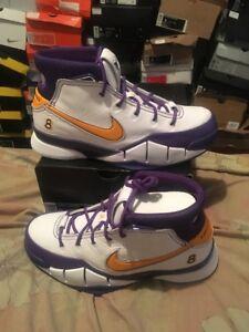 5e7374981081 Nike Kobe 1 Protro Final Seconds Think 16 Size 8 - 13 AQ2728-101 ...
