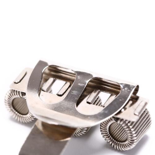 Triple Hole Metallstift Halter mit Pocket Clip Ärzte pflegen Uniform Stifthal DB