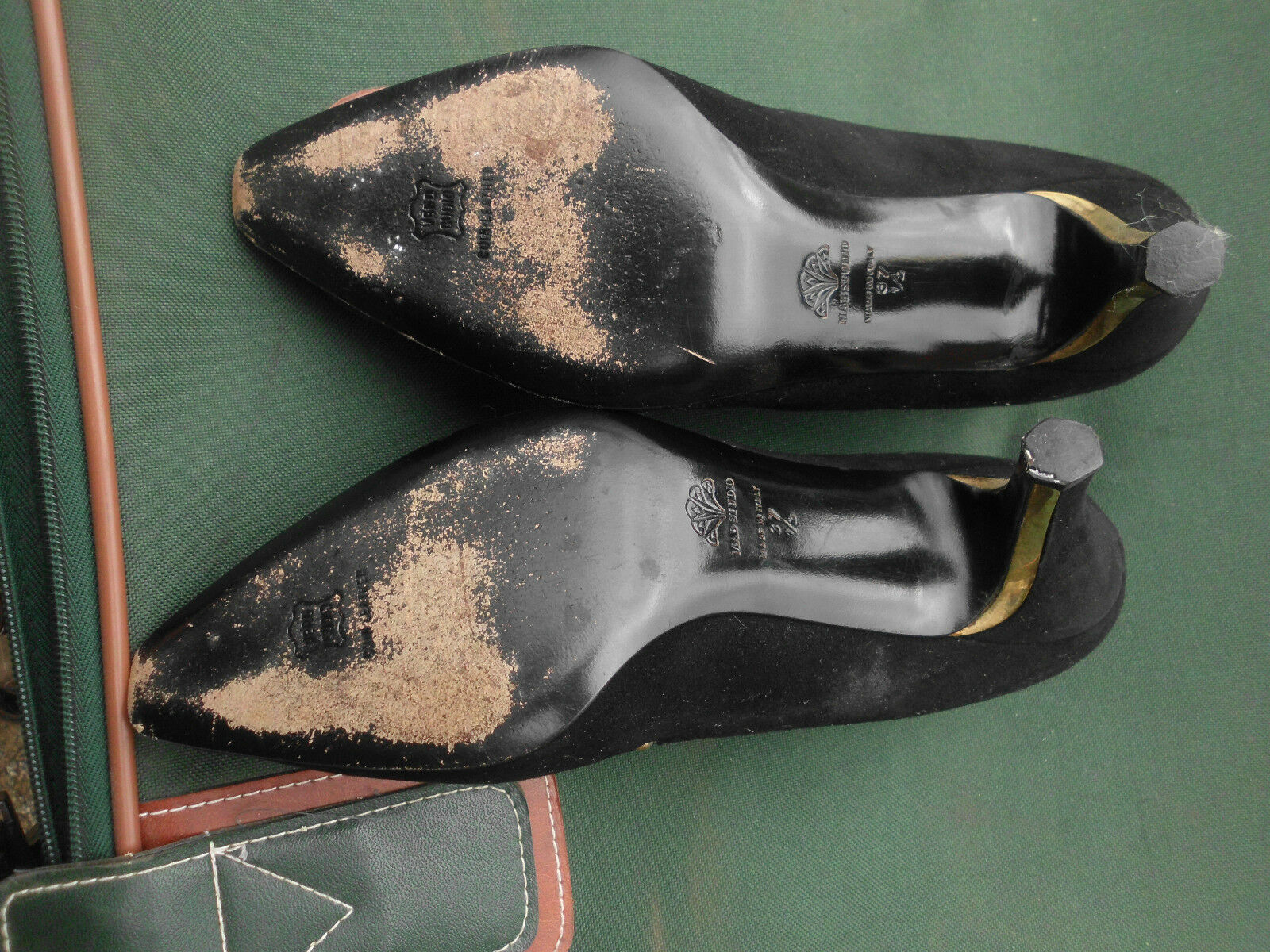 Bruno Magli Women's Women's Women's shoes Size 37.5 b3688b