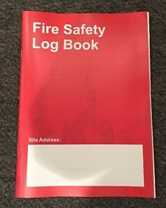 FIRE ALARM LOG BOOK A4 For all fire alarm systems - Birmingham, West Midlands, United Kingdom - FIRE ALARM LOG BOOK A4 For all fire alarm systems - Birmingham, West Midlands, United Kingdom
