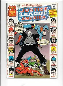 Justice-League-of-America-92-September-1971-Silver-Age-Robin-in-Golden-Age-suit