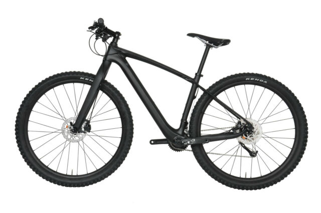 NEW 29er Carbon Bike MTB Complete Mountain Bicycle Wheels 12s Fork Hardtail  19 L