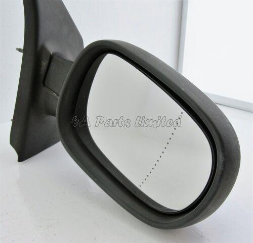 Right Side Electric Heated Door Mirror Dark Blue 99-03 Renault Scenic-I