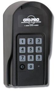 Gto F310 Digital Keypad Wireless Or Wired 602589663241
