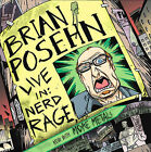 Live In: Nerd Rage [PA] by Brian Posehn (Vinyl, Jul-2006, Relapse Records (USA))
