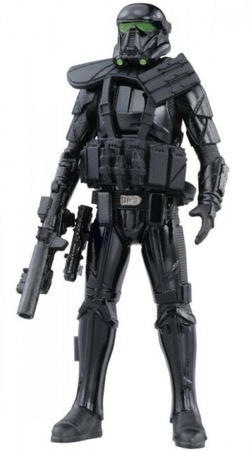 Takara Tomy Metal Figure Collection Star Wars Death Trooper Specialist Japan