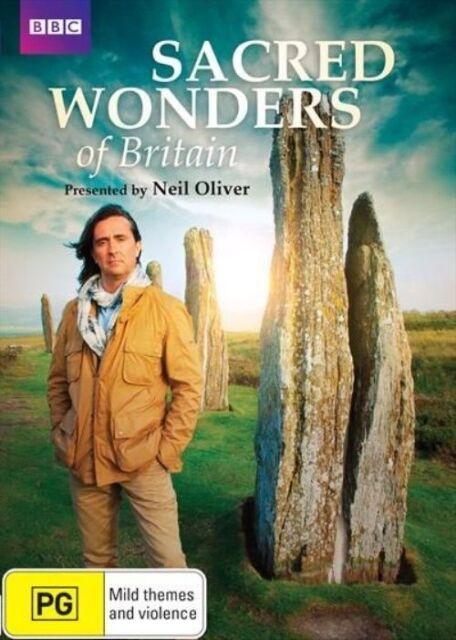 Sacred Wonders Of Britain (DVD, 2014)  222