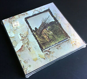 "MINT SEALED-Led Zeppelin ""IV"" / ZOSO Magtec/Stereotape 4-Track reel to reel tape"