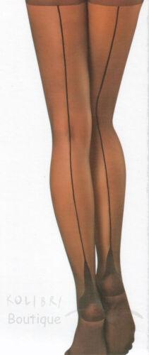 *GR:S* *MIT NAHT* Damen Strumpfhose Hose Feinstrumpfhose DEN 20  zu Kleid Rock