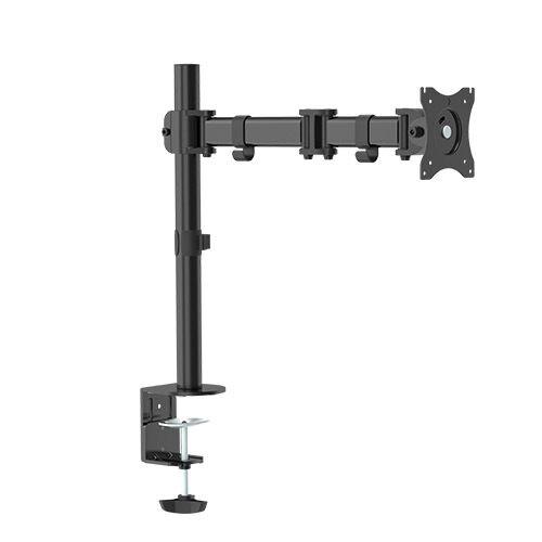 LED Schwenkarm Halterung Monitor Halter Bildschirm Ständer Für Benq VESA 100