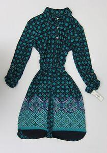 Stitch Fix Womens Dm Collection Corin Jersey Shirt Dress Size 0