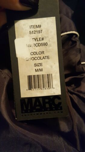 Kvinders Marc Størrelse Style Mwocd590 Chokoladefarve Ny Medium 8w8F4Zzvq