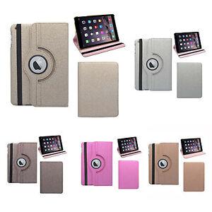Funda-para-aire-de-Apple-iPad-2-Brillantina-GIRA-360-Grados-Varios-Colores-Funda