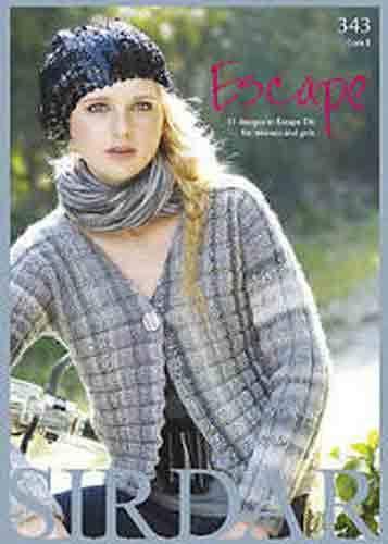 Sirdar ESCAPE DK BOOK 11 Designs