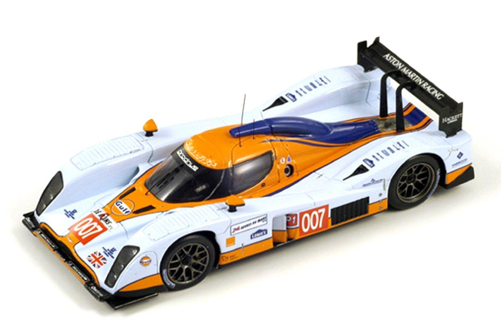 Aston Martin AMR N°007 6ème  Le Mans 2010 1 43 Spark  jusqu'à 60% de réduction