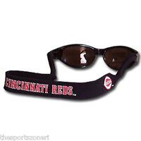 Cincinnati Reds Croakies Strap For Sunglasses