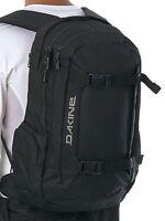 Dakine Black Mission - 25 Litre Snowboarding Backpack