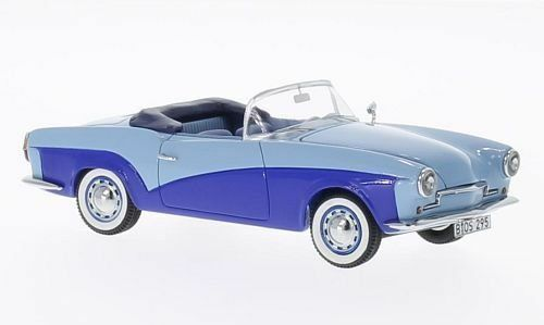Bos Modelli  ROMETSCH Lawrence Cabriolet 1959