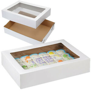 Wilton Cake Box With Window
