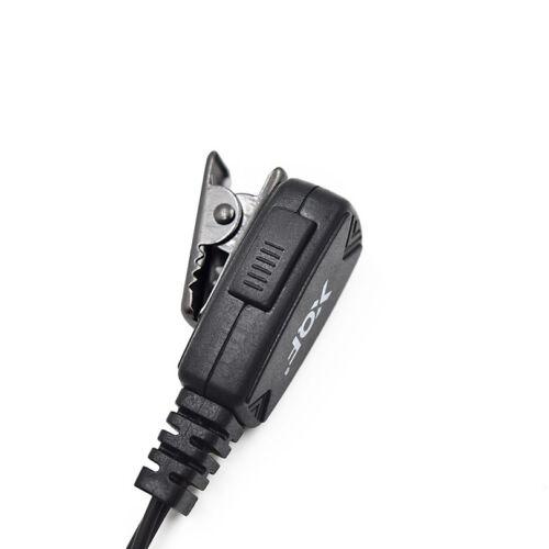 Swivel Earpiece Headset PTT Mic for Motorola GP328 GP340 GP380 GP680 GP1280