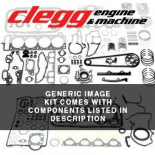 Acura  3.2L  C32A1 24V  SOHC  91-95  Re-ring  Kit LEGEND