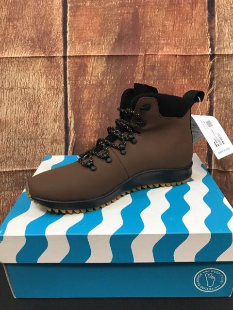 8975455c145c Native SNEAKERS AP Apex Ct Howler Brown Ct jiffy Black nat Rubber Size  Men s 8 for sale online
