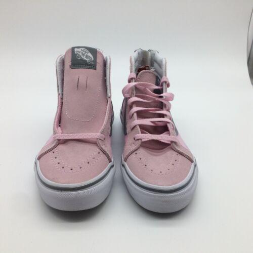 Pinkmst Vans hi Cremallera Cremallera Niño flor Mnmnt Zapatos Sk8 ffwq1pxT
