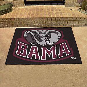 Alabama Crimson Tide 34 Quot X 43 Quot All Star Area Rug Floor Mat
