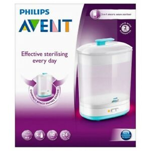 Philips-Avent-SCF922-01-2-in-1-Electric-Steam-Steriliser