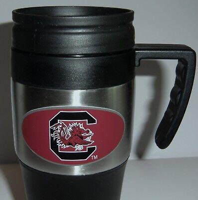 Siskiyou NCAA 2 Toned Travel Mug