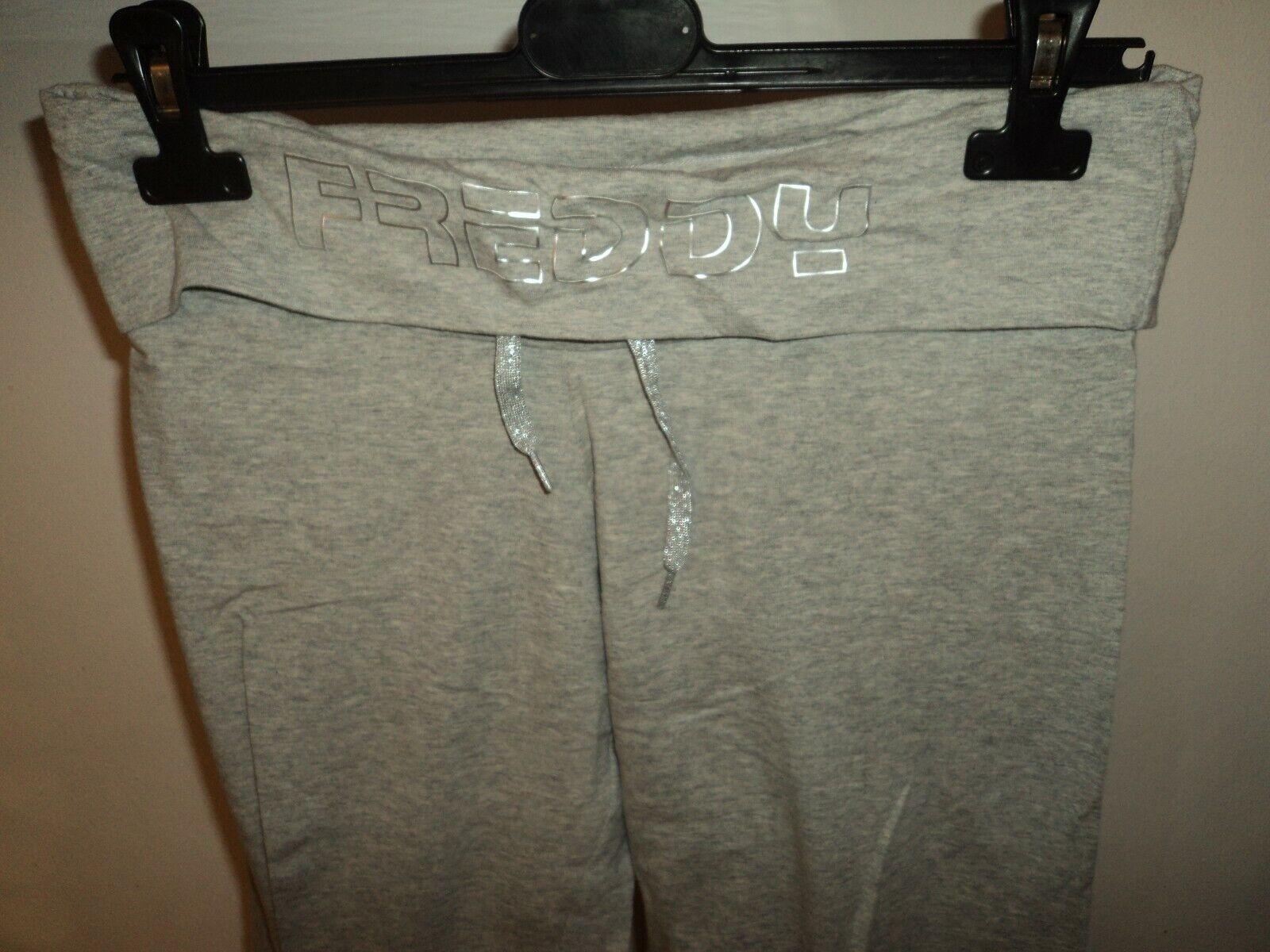 FREDDY PURE Pantaloni women TG Medium 44 color grey
