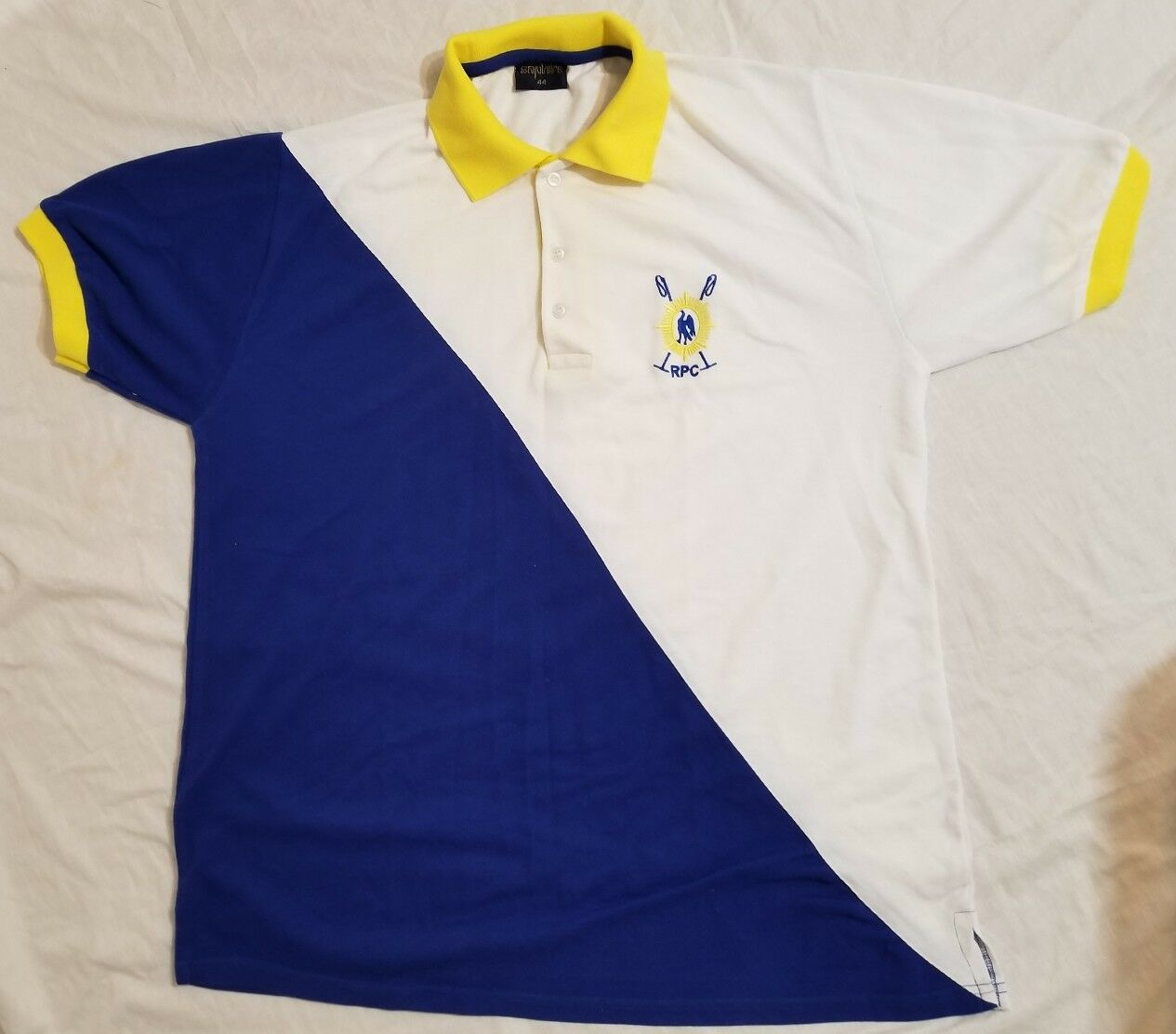 Rajasthan polo club Shirt Size 44 XL