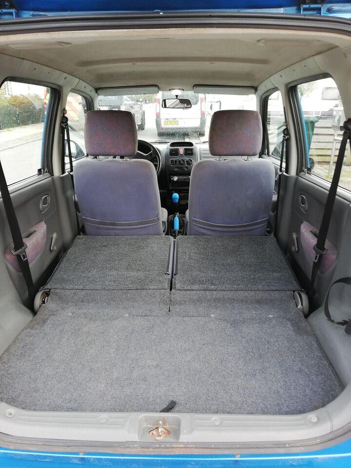 Suzuki Wagon R+, 1,3, Benzin