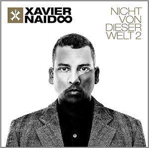 XAVIER-NAIDOO-NICHT-VON-DIESER-WELT-2-CD-NEU